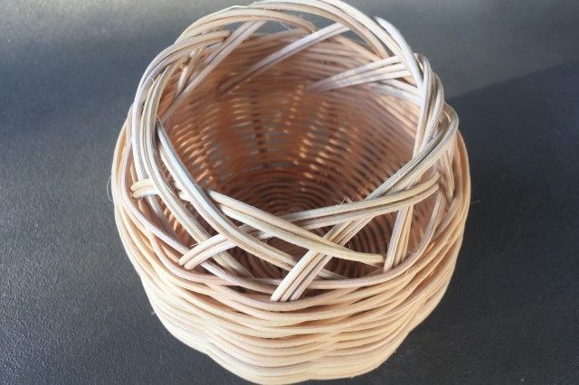 Woven basket Hart collection