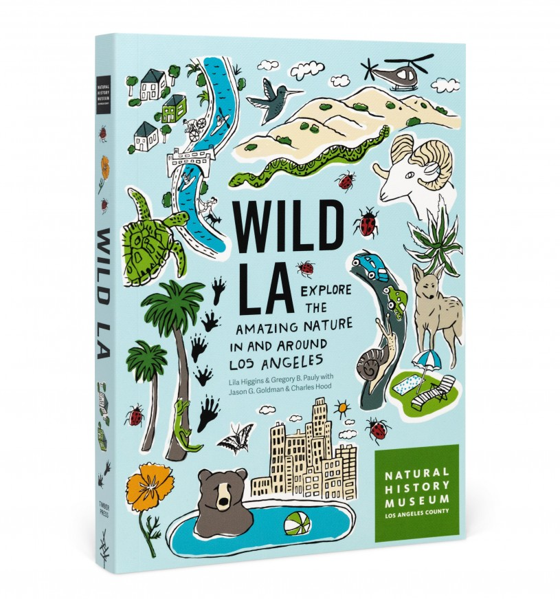 Wild LA Book