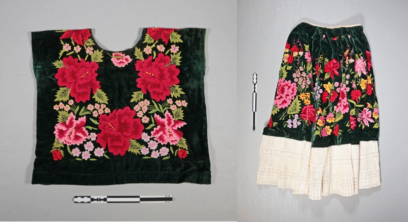 Muxe Traditional Dress