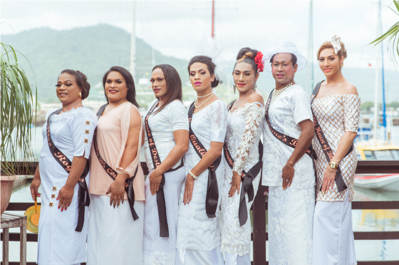 faa'fafine beauty pageants