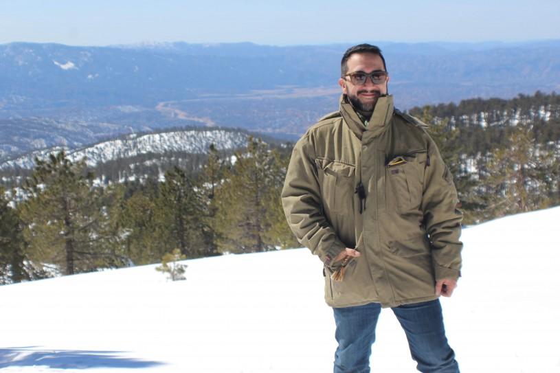 Christian La Mont Latino Outdoors